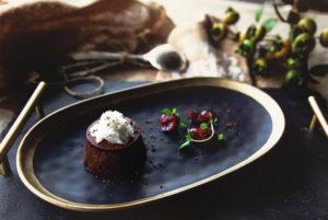 Deer Duck Bistro Degustations Menu 2017 - Chocolate Torte