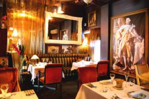 Romantic Restaurant Brisbane
