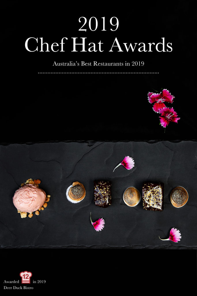Australia's 2019 Award Winning Restaurants: Chef Hats Announced Deer Duck Bistro