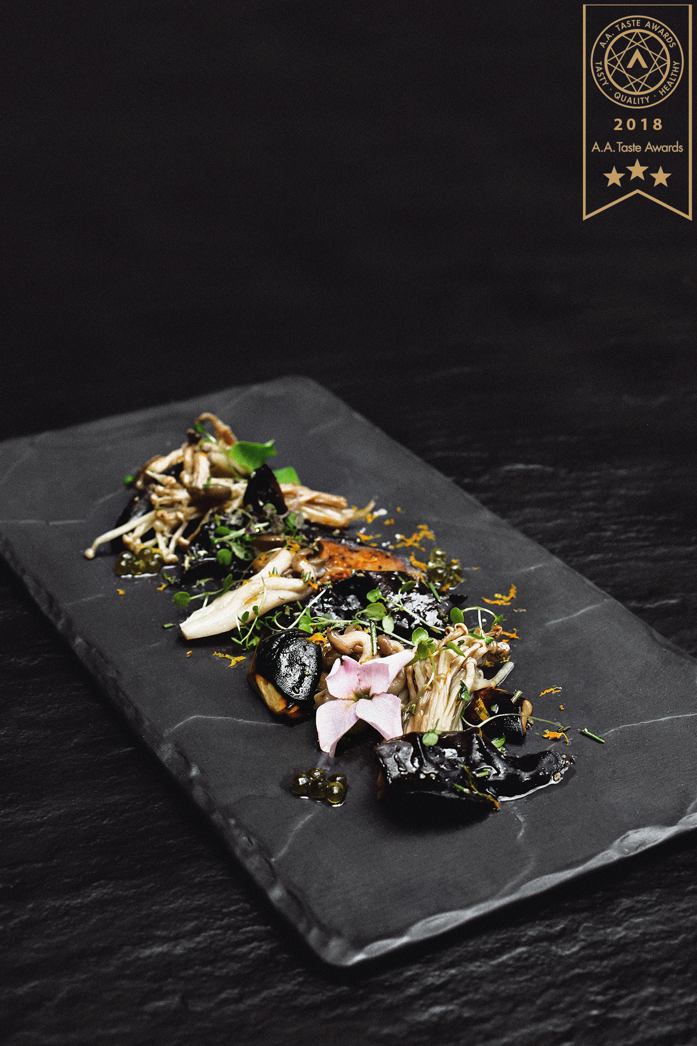 A.A. Taste Award 2018 Asia Pacific Best Restaurant Australia's 2019 Award Winning Restaurants: Chef Hats Announced Deer Duck Bistro