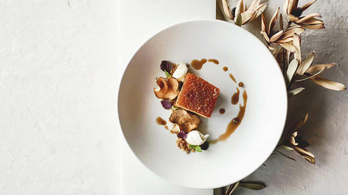 This Hidden Restaurant Just Launched A New Degustation Menu And You Need To Try It