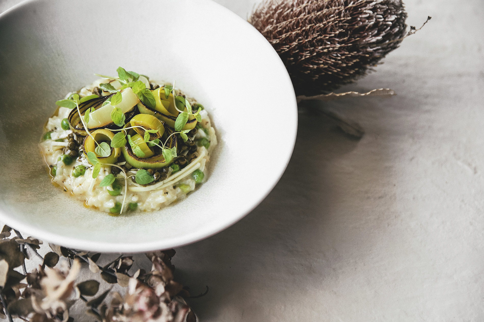 Five Course Vegetarian